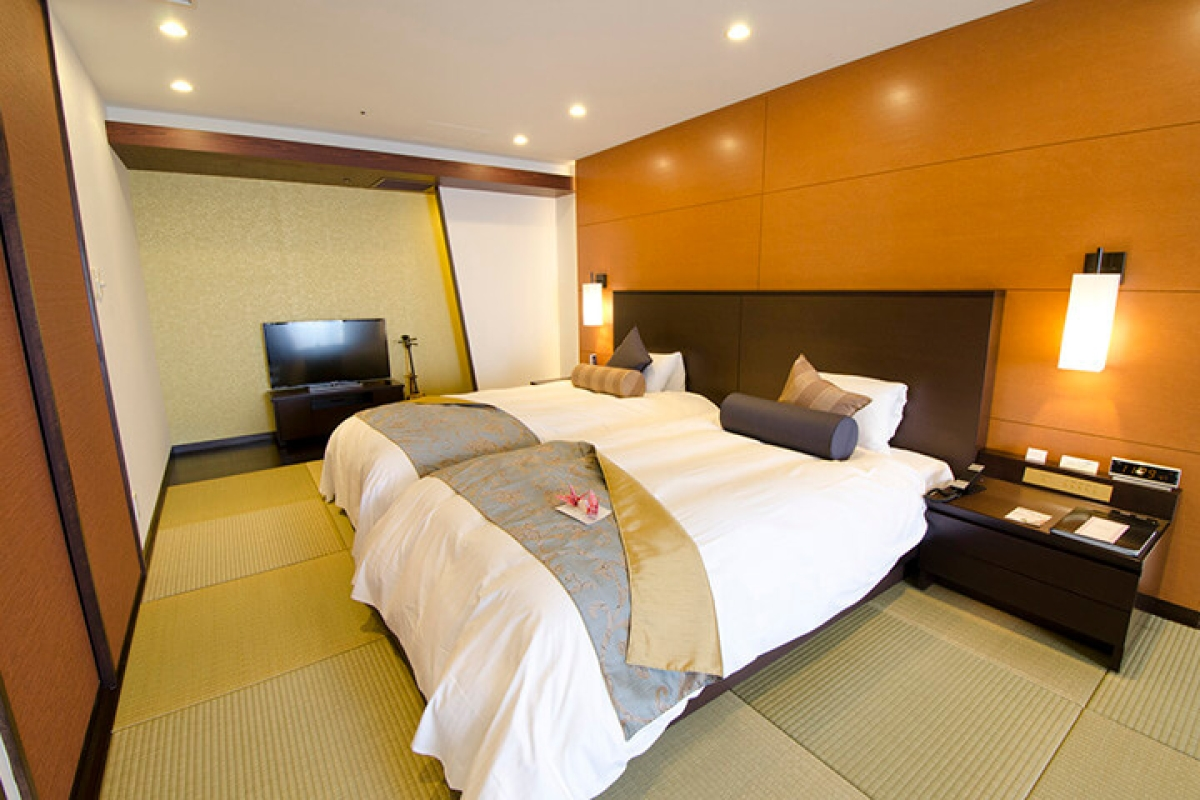Ryukyus Suite Room